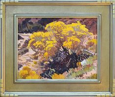 Meyer Gallery specializes in classically inspired representational fine art by emerging, mid-career and established artists. Meyer Gallery, founded in is located on historic Canyon Road in Santa Fe, NM Landscape Art, Landscape Paintings, Oil Paintings, Classical Realism, Pablo Picasso, Tree Art, Outdoor Activities, Still Life, Pastel