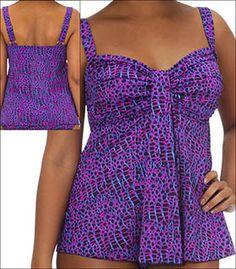 Mazu Plus Size Swimwear