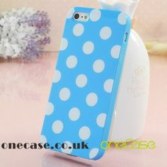 Fashionable and uniqueness, the Polka Dots iPhone 5 case protects your iphone 5 and gives it a fresh new look. The installation process is quick, simple, and no iphone 5 disassembly is required..