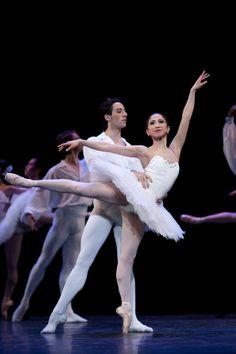 Erina Takahashi and Esteban Berlanga - Ballet, балет, Ballerina, Балерина, Dancer, Danse, Танцуйте, Dancing
