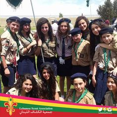#‎LebaneseScouts‬ ‪#‎LSA_80th_Anniversary‬ ‪#‎Rally_2015‬