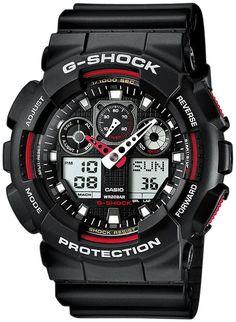 Casio G-SHOCK GA-100-1A4 - zdjęcie 1
