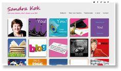 Mijn eigen persoonlijke website, waar al mijn activiteiten samen komen.