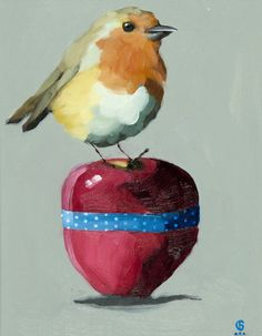 Red Robin - Georgia Fiennes