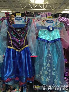 Disney FROZEN Toys at Walmart and Subway