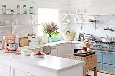 European farmhouse kitchen