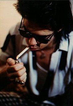 The man, the myth... Nick Cave... <3