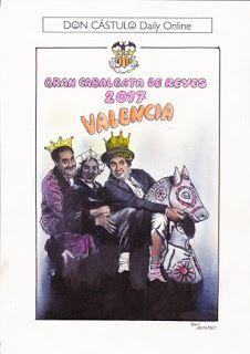 Don Cástulo: Cartel anunciador