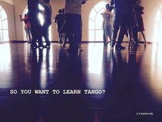 Tango Classes Every Sunday in Sarnen - Oliver & Lin Krstic