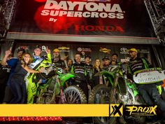 Cianciarulo Wins First Supercross Since 2014