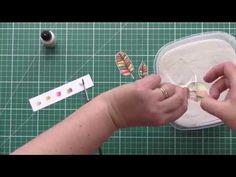 ▶ Video Hop - Embellished Die Cuts - YouTube