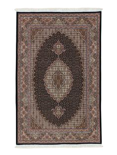 Tapis prestigieux - Tabriz 50 Mahi  Dimensions:148x102cm