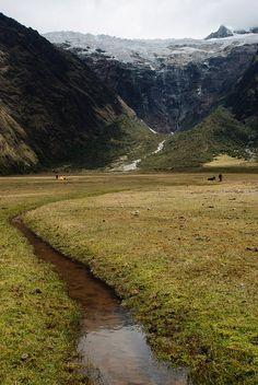 Jancapampa, Perú