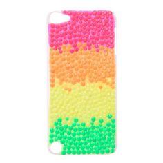 Neon Rainbow Stone iPod Case - iPod Touch 5*