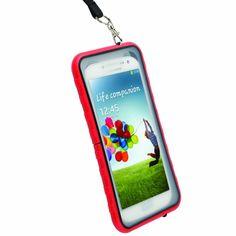Krusell SeaLaBox 3XL [Red], Wodoszczelne etui na smartfon