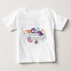 Bacteria Halloween Baby T-Shirt