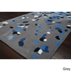 nuLOOM Handmade Pino Celebrations Confetti Burst Rug (5' x 8') - Overstock Shopping - Great Deals on Nuloom 5x8 - 6x9 Rugs