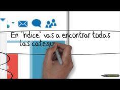 Accedé a distintos recursos en la nueva Web de Inevery Crea Argentina.