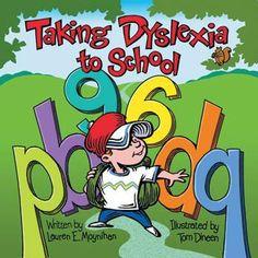 Taking Dyslexia to School Book