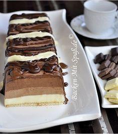 Sehr schokoladiger Käsekuchen ohne backen. Er schmeckt wirklich sehr gut, ist einfach in der Herstellung, aber es dauert ein paar...