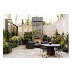 Outdoor Rooms, Outdoor Living, Outdoor Decor, Back Gardens, Outdoor Gardens, Roof Gardens, Small Space Design, Garden Architecture, Back Patio