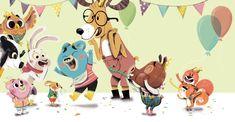 Illustration Mignonne, Children's Book Illustration, Character Illustration, Digital Illustration, Inspirational Artwork, Character Art, Character Design, Album Jeunesse, Illustrations And Posters