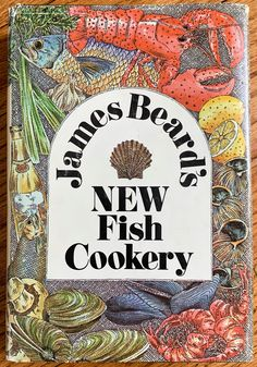 James Beard, Gas And Electric, Low Cholesterol, Photo Illustration, Seafood, 1970s Kitchen, Fish, Sea Food, 70s Kitchen