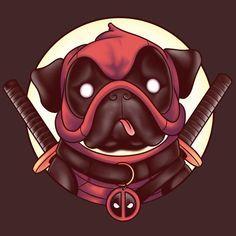 El perro de Dedpool