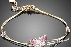 Butterfly Bracelet By Drita off of Mob Wives