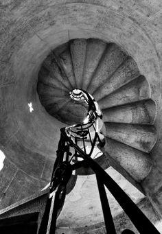 Escada de caracol - PALÁCIO DA REGALEIRA