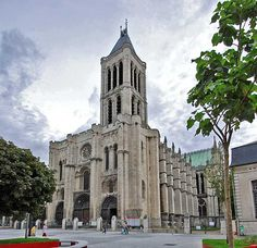 """See 234 photos and 21 tips from 1619 visitors to Basilique Saint-Denis. """"Save the visit for a sunny day and check the guided visit tour times before. Basilica Of St Denis, Old Churches, Catholic Churches, French Cathedrals, Paris 2015, Cathedral Church, Gothic Architecture, Kirchen, Paris France"""