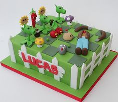 1000 Images About Plants Vs Zombies Party On Pinterest