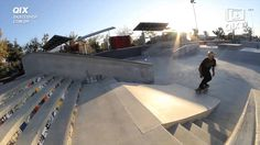 Minha Pista Etnies Park - http://DAILYSKATETUBE.COM/minha-pista-etnies-park/ -   Confira um role de skate na Etnies Skatepark com o skatista profissional da QIX, Kelvin Hoefler e, seu amigo Caio Toco. Assista mais vídeos em: www.qix.com.br. - etnies, minha, park, pista