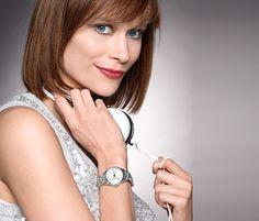 #Zegarek ze stali nierdzewnej na rękę #tchibo