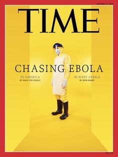 TIme Magazine, october 2014