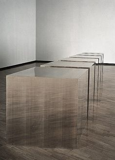 industrial inspired | donald judd's furniture