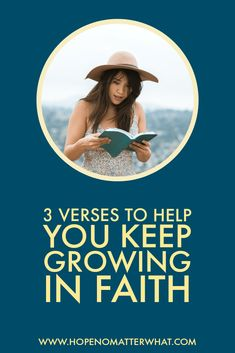 It's so easy to get distracted from growing in faith! Devotional thoughts on 3 Bible verses to inspire you to make God's priorities your own. Can We Love, Love The Lord, Bible Verses About Love, Encouraging Bible Verses, Christian Living, Christian Women, Bible Resources, Special Needs Students, Identity In Christ