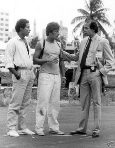 Miami Vice Gregory Sierra | Gregory Sierra as Lt. Rodriguez on the first season