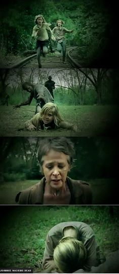 The Walking Dead 'The Grove'