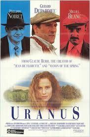 Uranus with Gerard Depardieu