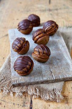 Whoopies de Chocolate y Dulce de Leche