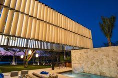Casa Chaaltun by Tescala Architects