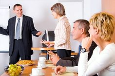 small meeting- leadership activities and training