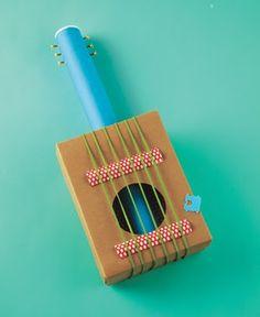 10 ideias de brinquedos de papelão {DIY} | Mãe de Guri