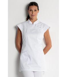 Spa Uniform, Uniform Shop, Uniform Dress, Beauty Uniforms, Vintage Nurse, Medical Uniforms, Medical Design, Maid Dress, Blazers