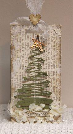 Anne's paper fun: Pakkelapper/Gift tags