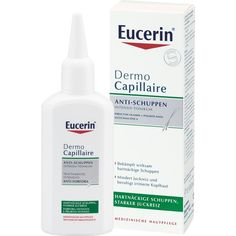 EUCERIN DermoCapillaire Anti-Schuppen Intensiv Ton:   Packungsinhalt: 100 ml Tonikum PZN: 09508119 Hersteller: Beiersdorf AG Eucerin…