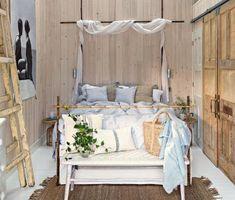Egy természetközeli nyaraló, közel a tengerhez - Lakáskultúra magazin Outdoor Furniture, Outdoor Decor, Toddler Bed, Home Decor, Child Bed, Decoration Home, Room Decor, Home Interior Design, Backyard Furniture