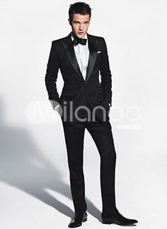 Groom Wear Costume de marié. Milanoo $102