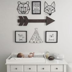 baby boy nursery room ideas 521080619388340708 - Source by bebechatlucas Kids Wall Decor, Nursery Wall Decor, Baby Room Decor, Nursery Themes, Nursery Ideas, Nursery Wall Collage, Nursery Layout, Boy Decor, Wall Art